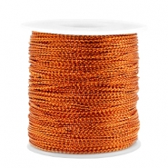 Trendy cord metal style wire 0.5mm Rose Gold