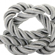 Trendy cord weave 10mm Grey