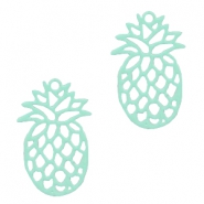 Bohemian charms pineapple Fresh Mint Green