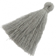 Tassels basic 3cm Dark Grey