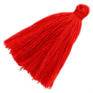Tassels basic 3cm Red
