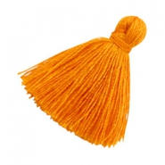 Tassels basic 2cm Pumpkin Orange