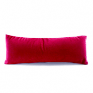Jewellery display cushion velvet Magenta Purple