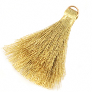 Tassels 6cm Limited edition Gold