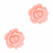 Rose beads 10mm Bridal Rose