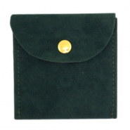 Jewellery Bag Dark Green