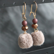Inspirational Sets Earrings with faceted beads