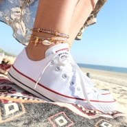 Inspirational Sets Summer anklets!
