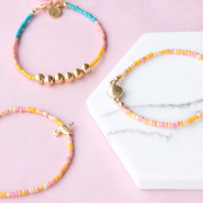 NEW NEW: the perfect basic bead; pretty glass seed beads