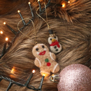 Inspirational Sets How to make amazing Christmas pendants for your Christmas tree: