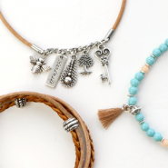 Inspirational Sets DIY: creating trendy bracelets with DQ European metal