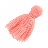 Small tassels Rose peach