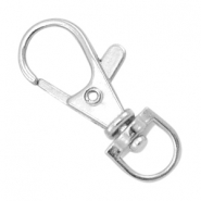 Keychains 37mm Antique silver
