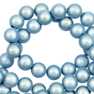 Miracle 3D beads 10mm Ice Blue