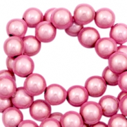 Miracle 3D beads 10mm Pink