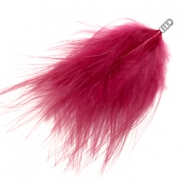 Feathers plush Cherish Pink